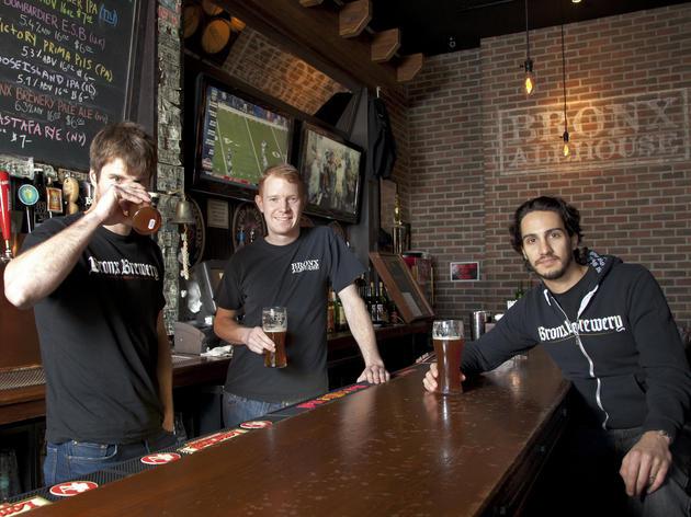 Bronx Brewery, Bronx