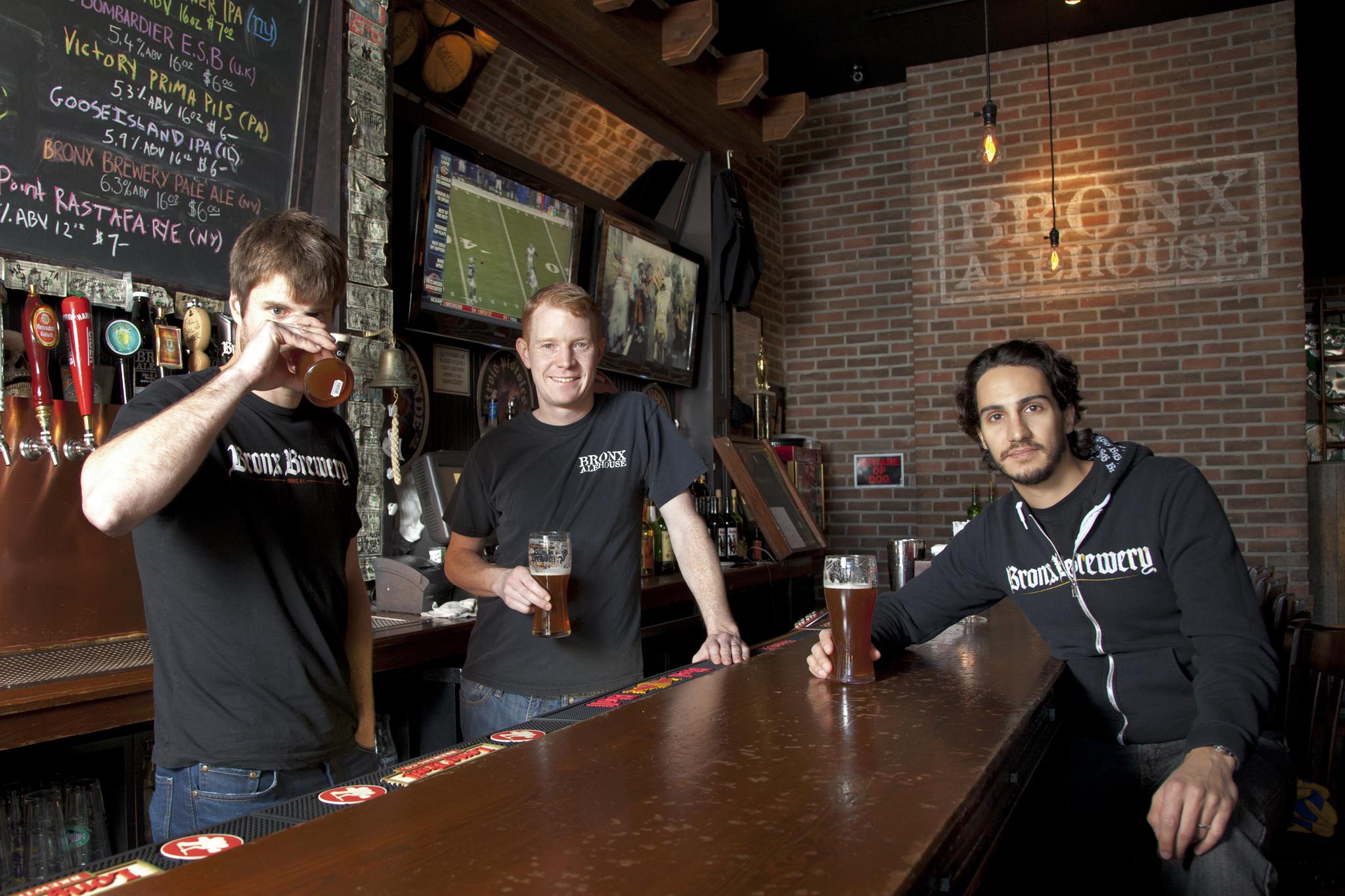 New York's brewing revolution