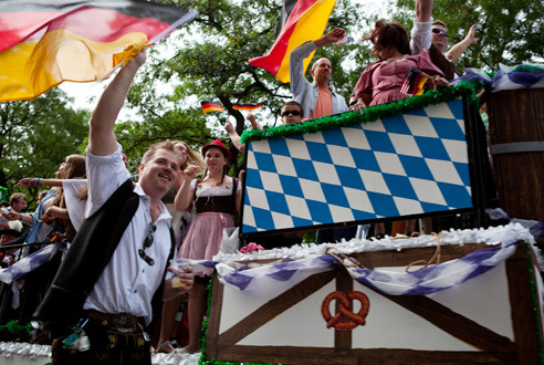 Things to Do: German-American Steuben Parade
