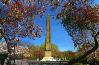 Central Park's obelisk