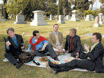 A VINTAGE YEAR The Kids in the Hall performed new sketches for the first time in more than a decade.
