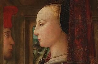 """The Renaissance Portrait from Donatello to Bellini"""