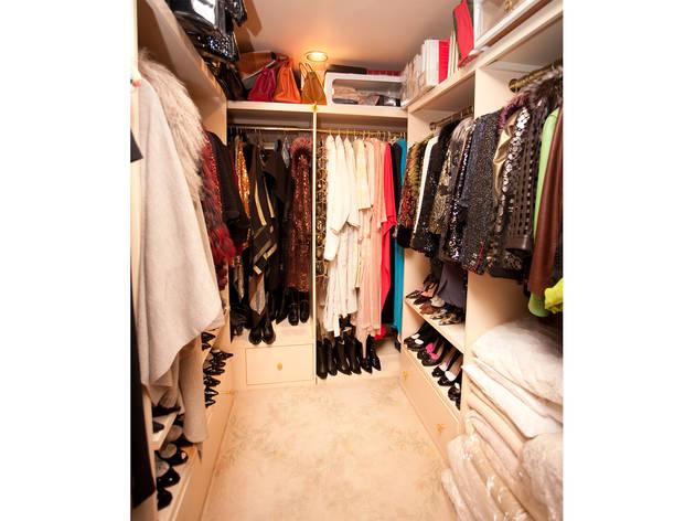 Midget Stuffed In Closet
