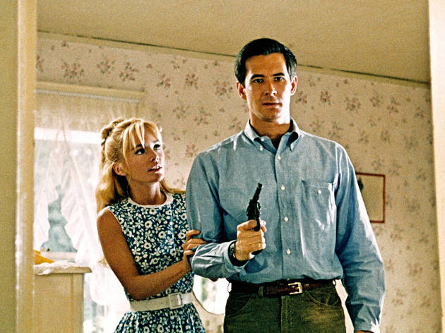 Tuesday Weld and Anthony Perkins in Pretty Poison