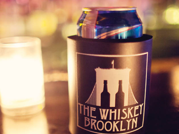 The Whiskey Brooklyn (Photograph: Lizz Kuehl)