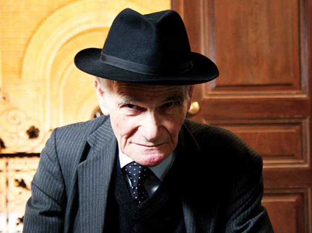 Rabbi William Wolff pays his respects in In Heaven Underground