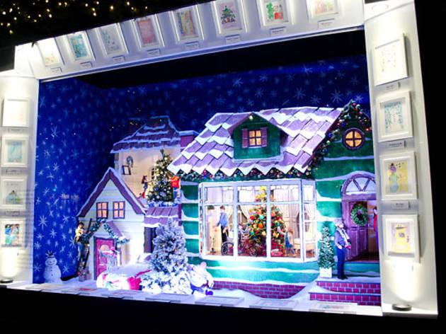 Lord & Taylor holiday windows