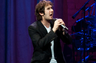 A Conversation with Josh Groban