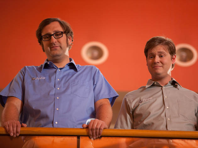 Tim Heidecker, left, and Eric Wareheim in Tim & Eric's Billion Dollar Movie