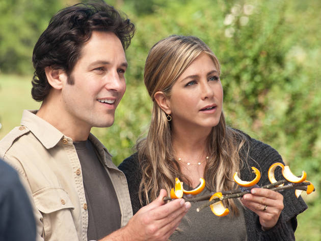 Paul Rudd and Jennifer Anistonstar in Wanderlust