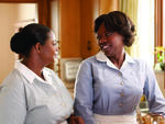 Octavia Spencer, left, and  Viola Davis in The Help