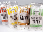 Salty Road Taffy Stuff stockings with these nostalgic, hand-stretched chews. Liddabit Sweets alum Marisa Wu crafts these old-timey boardwalk candies in small batches of offbeat flavors, including bergamot, vanilla, salty peanut and caramel apple. Availabl