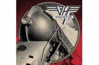Van Halen CD cover