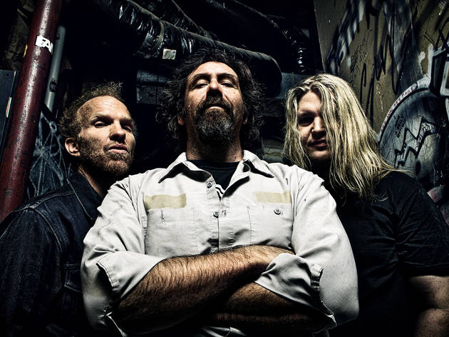 Corrosion of Conformity + Kings Destroy + Roadsaw + Ruby the Hatchet