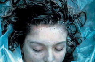 ANGEL OF THE MORNING Lee, as Laura Palmer, leaves behind a good looking corpse indeed.