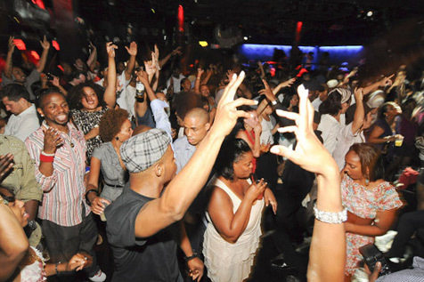 Join a good old-fashioned danceathon