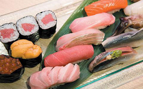 Best sushi restaurants (2009)