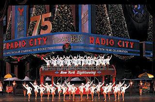 MAGIC BUS The Rockettes take Manhattan.