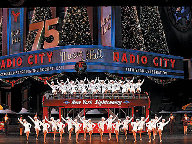 Radio City Christmas Spectacular 2017 tickets and information