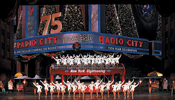 75th Anniversary Review of the Radio City Christmas Spectacular