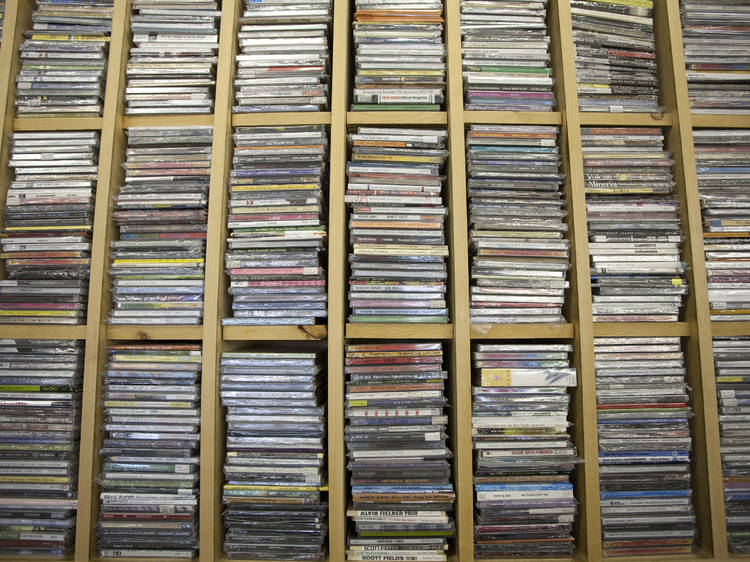 Downtown Music Gallery