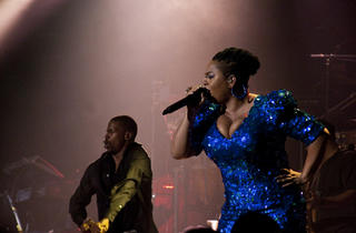 Jill Scott + Luke James + DJ Premier