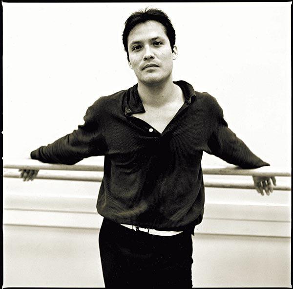 Former New York City Ballet principal Jock Soto (2008)