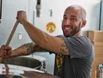 Evan Klein of Barrier Brewing Co.