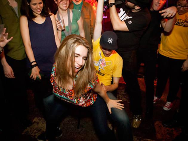 Union Hall and Karaoke Killed the Kat $5 NYE Spectacular