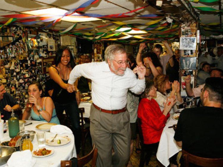 Famous Sammy's Roumanian Steakhouse