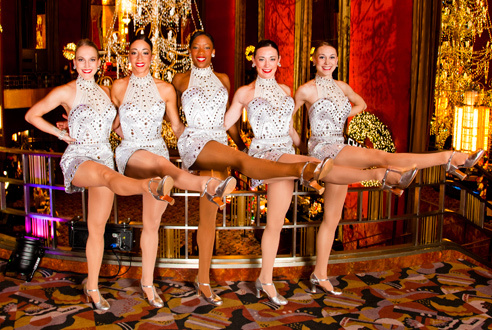 See the Rockettes