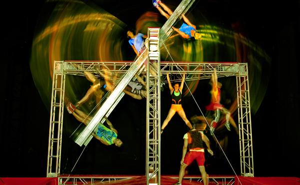 Take a trapeze workshop
