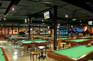 Ocean's 8 at Brownstone Billiards