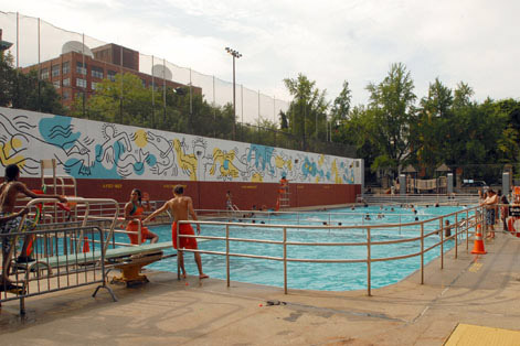 Tony Dapolito Recreation Center Pool