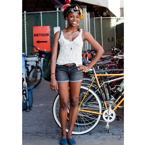 Street fashion: Mad Decent Block Party (2011)