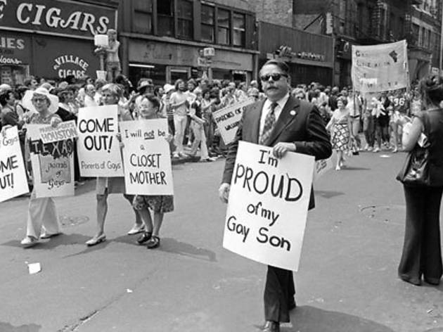 Historical NYC Pride photos
