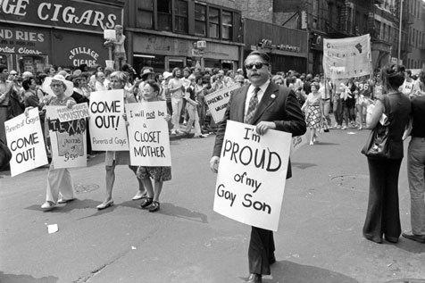 Historical Pride Parade photos