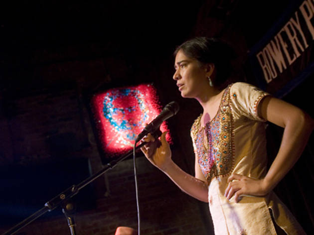 Urbana Poetry Slam