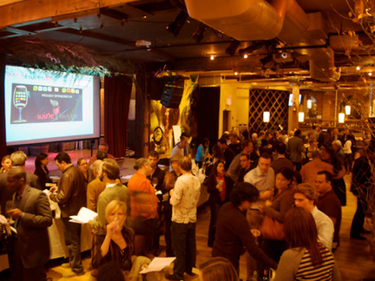 See a show at City Winery