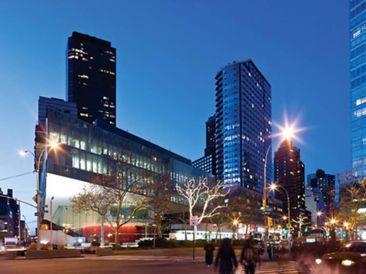 Stargazing at Lincoln Center