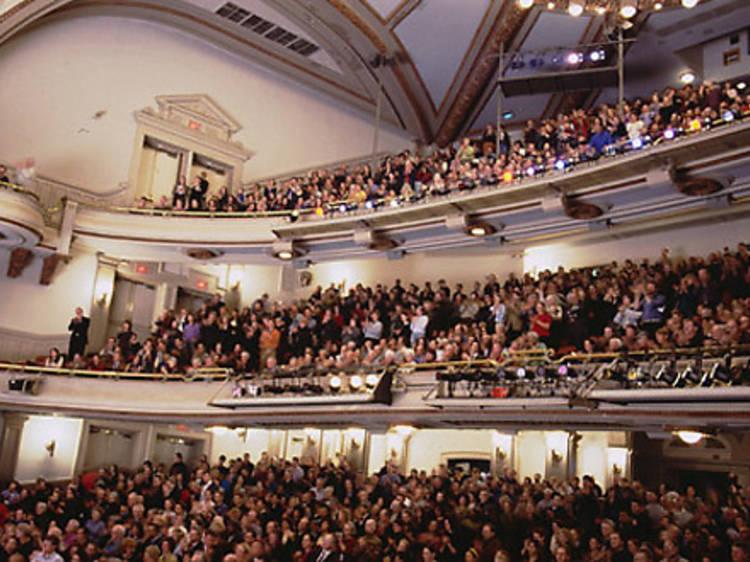Howard Gilman Opera House