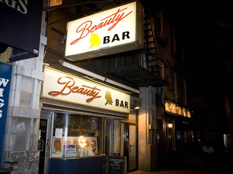 Beauty Bar Brooklyn