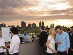 Metropolitan Museum of Art Roof Garden Cafe and Martini Bar