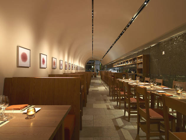 Bar Boulud (Photograph: E. Laignel)