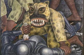 """Diego Rivera: Murals for the Museum of Modern Art"""