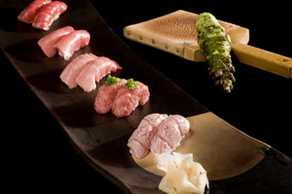 Best sushi restaurants in NYC (2012)