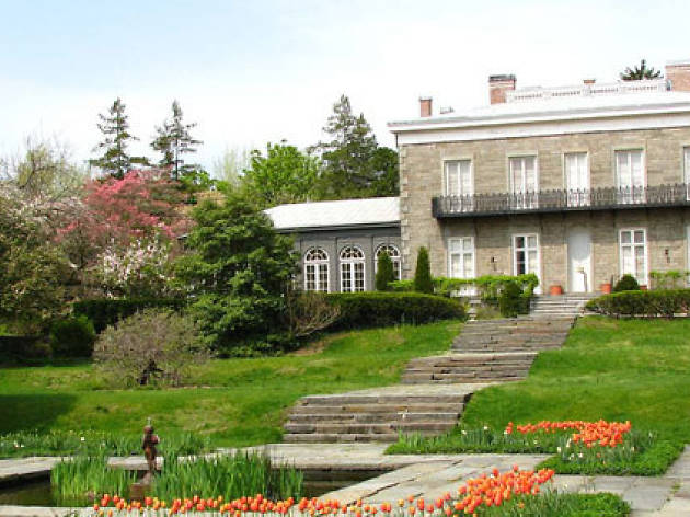 Take a mock country retreat to Bartow-Pell Mansion Museum