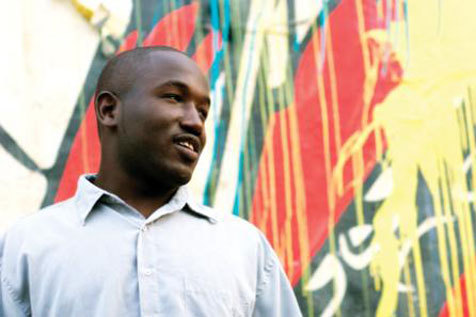 Laugh to the mighty Hannibal Buress at the Knitting Factory
