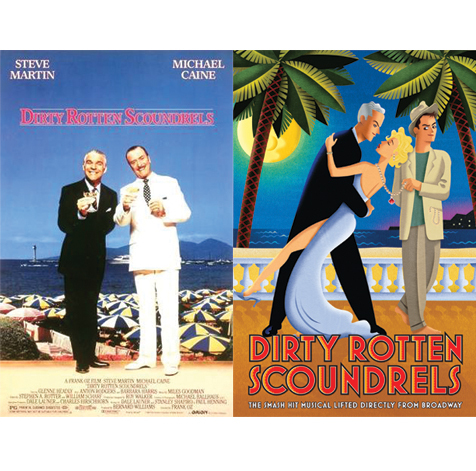 Dirty Rotten Scoundrels (2005)