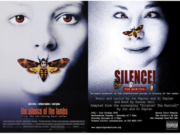 Silence! The Musical (2005)